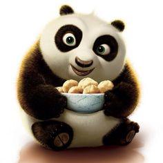 Kung Fu Panda....baby!