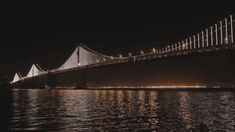 What San Francisco's Bay Bridge Looks Like Covered in 25,000 LEDs - Julia Kaganskiy - The Atlantic