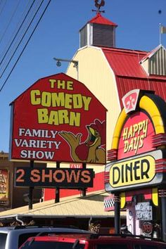 The Comedy Barn - Pigeon Forge, TN