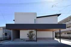 ユナイテッドワークス 株式会社 『安城の家』 https://www.kenchikukenken.co.jp/works/1502164105/4/ #architecture