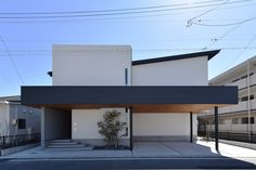 Carport Canopy, Carport Designs, Asian Architecture, Arch House, Garage House, Modern House Design, House Colors, House Plans, New Homes