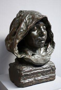Camille Claudel, Le Psaume, 1889. Sculpture en bronze, Abbeville, Musée Boucher-de-Perthes