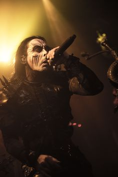 Cradle of Filth live at The Academy