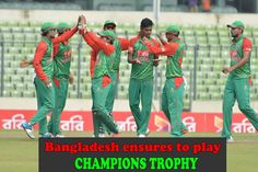 2015 has seen the rise of a new cricketing nation-Bangladesh, in the ODI version of the game. Bangladesh, once considered minnows are now a force to be reckoned with on home soil.