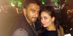 Kareena Kapoor Pouting With Ranveer Singh!