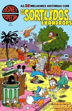 Disney Especial - 053 : Os Sortudos