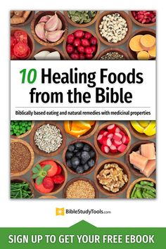 If you want to add to a healthy diet, here are 10 healing foods from the Bible to energize and heal you! Get your free printable today! Ketosis is a normal metabolic process that provides several health benefits. Health And Nutrition, Health And Wellness, Health Foods, Health Benefits, Health Tips, Healthy Fats, Healthy Snacks, Bible Food, Diet Recipes