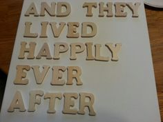 DIY Wood Letter Canvas