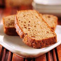 Apple Butter-Banana Bread - Mmm.. I love applebutter!