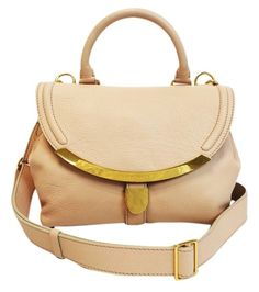 See By Chlo Chloe Leather Lizzie Small Satchel Shoulder Bag. Get one of the  hottest 976f82cbc71