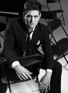 Michael Buble - at first, I thought you were a pale Sinatra wannabe, but now I really appreciate that you have helped bring the American Songbook to a younger crowd. Thank you!