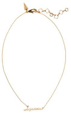 Rebecca Minkoff Zodiac Necklace