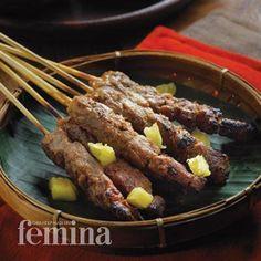 Femina.co.id: Satai Manis Pontianak (Kal Bar)