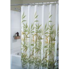 Barleria Shower Curtain
