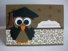 Stampin' With Rachael: Graduation Cards