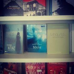 #Μπλε #το_βιβλίο_του_καλοκαιριού φιγουράρει στα ράφια του #bookstore Διάμετρος στη #Χαλκίδα <3  #athensvoicebooks #athensvoice #bookworm #booklovers #books #bookstagram
