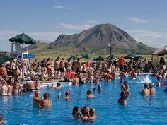 Swimming Pool at Sturgis