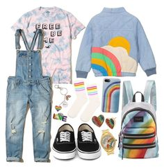 love is love is love by isabellaobrien15 on Polyvore featuring polyvore, fashion, style, Hollister Co., Tootsa MacGinty, Topshop, Marc Jacobs, Betsey Johnson and clothing