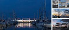 El Portet Retail and Leisure Park - Fenwick Iribarren Architects _ Denia, Spain