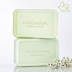 MADARA organic cosmetics - Savon Equilibrant Bouleau & Algue