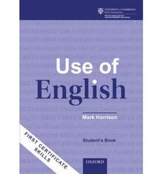 Extra vocabulary practice focuses on phrasal verbs, collocations, word formation, and word sets. Extensive practice of Cambridge English: First (FCE) Paper 3 tasks. Four complete Cambridge English: First Use of English Papers. Notes on common learner errors.