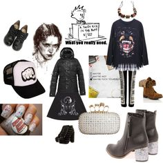 """ANGRY"" by maxensmfinch on Polyvore"