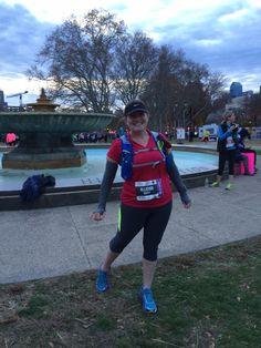Check out Allison's recap of her FIRST Marathon: Philadelphia Marathon!