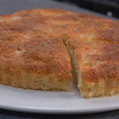 La tarte au sucre ch'ti du Nord
