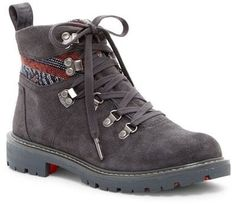 Toms Summit Grey Hiking Boot