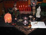Setting Up Your Yule Altar - What to Put on a Yule Altar