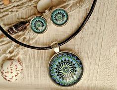 """Medaillons - Set """"Favorit"""" - ein Designerstück von Mallorca-Jewelry bei DaWanda"""