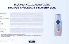 Amostras Grátis Nivea Repair - http://parapoupar.com/amostras-gratis-nivea-repair/