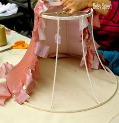 Betsy Speert's Blog: All About Custom Lampshades!!!