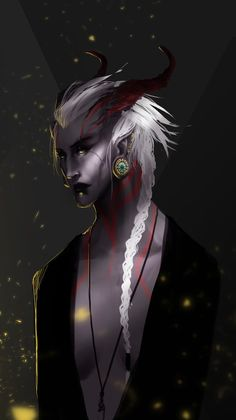 Qunari Inquisitor by Banished-shadow on DeviantArt