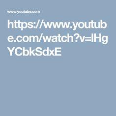 https://www.youtube.com/watch?v=lHgYCbkSdxE