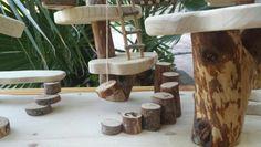 Juguete natural Waldorf - Montessori: Bosque waldorf