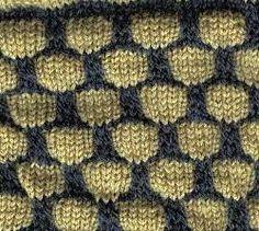 Mosaic Bubble Stitch