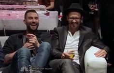 Adam Levine & Tony Lucca #TeamAdam The Voice