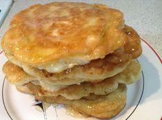Τηγανίτες με μέλι !!! ~ ΜΑΓΕΙΡΙΚΗ ΚΑΙ ΣΥΝΤΑΓΕΣ 2 Pancakes, Snacks, Breakfast, Recipes, Food, Morning Coffee, Appetizers, Essen, Pancake