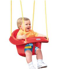 Highback Toddler Swing