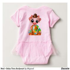 Ned + Baby Tutu Bodysuit