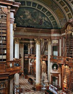 Austrian National Library Biblioteca Nacional de Austria