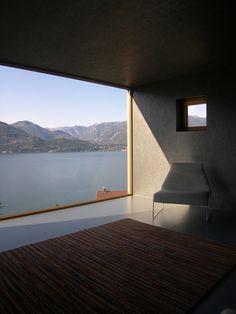 big windows / okno na raj  Wyjątkowe projekty wnętrz - wejdź na www.loftstudio.pl