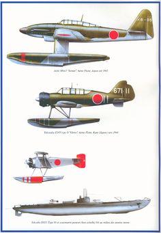 Submarine Floatplanes