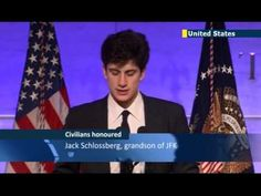 Clips of JFK Jr from Kennedys: The Curse of Power - YouTube