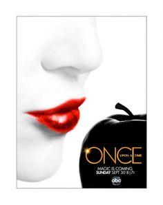 Once Upon A Time, póster promocional.