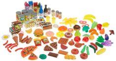 Kidkraft 63187 - Comida de juguete, 125 piezas KidKraft http://www.amazon.es/dp/B004081EKS/ref=cm_sw_r_pi_dp_XdVIub0PR7785 32,07