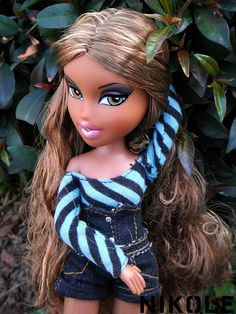 Bratz Dolls were an easy way to spend all my time. I would create little stories and play for hours.