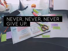 I thought I'd share some of my motivation with you guys! :) Stay focused. NEVER NEVER NEVER GIVE UP. #studyhard #studymotivation
