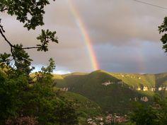 Après la pluie... le beau temps à La Cachette!